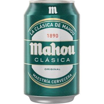 Mahou Clàssica Llauna 33cl