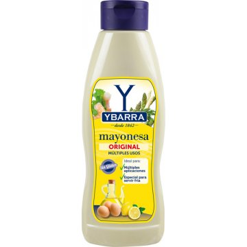 Mayonesa Ybarra 1lt Pet
