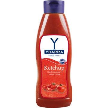 Ketchup Ybarra 1lt Pet