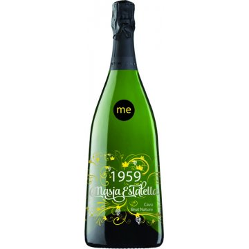 Masia Estalella 1959 Brut Nature 1,5lt