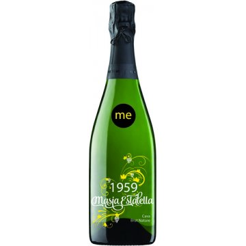 Masia Estalella 1959 Brut Nature