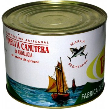 Melva Canutera Girasol La Tarifeña 1,8kg