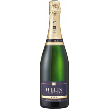 Champagne H.blin Brut Tradicion Etiq Azul 75cl