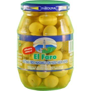 Olives Faro Camamilla Amb Os 370gr
