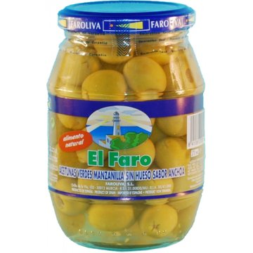 Olives Faro Camamilla Sense Os 370gr