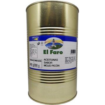 Aceitunas Mojo Picon Faro 4250ml