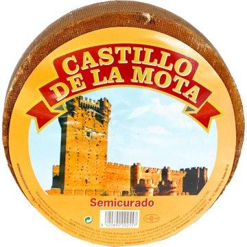 Queso Mezcla Semicurado Castillo De La Mota