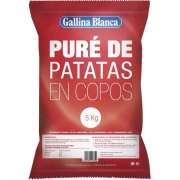Puré De Patatas Gallina Blanca 5kg