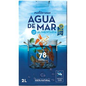 Agua De Mar Mediterranea Bib 2lt
