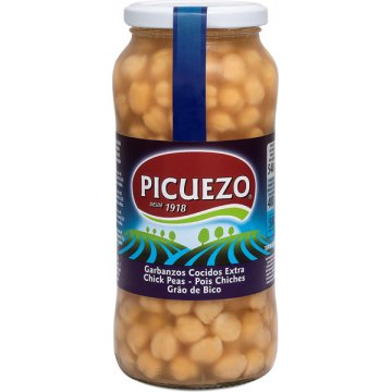 Garbanzos Picuezo
