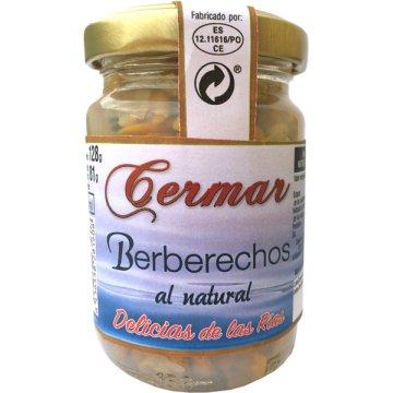 Berberechos Cermar Frasco Cristal Ro-156