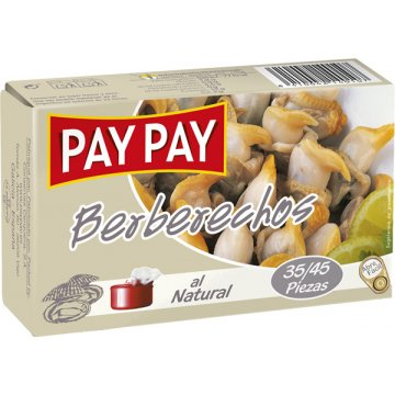 Escopinyes Pay-pay 35-45 120gr