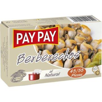 Berberechos Pay-pay Rias Gallegas 45-55 Ol120