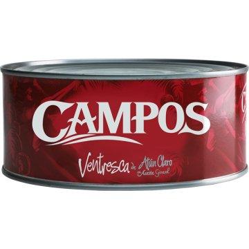 Ventresca Tonyina Clara Oli Girasol Ro-750 Campos