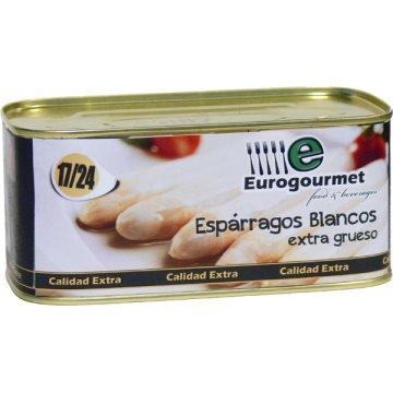 Esparrago Eurogourmet 17/24 Lata