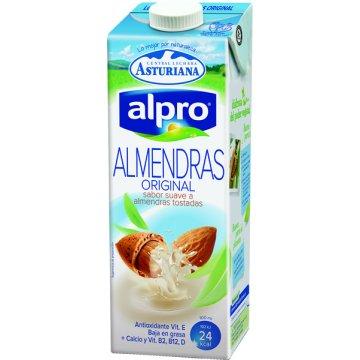 Alpro Almendra Brik Lt
