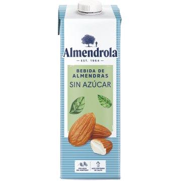 Almendrola Leche De Almendras S/az Brik Lt