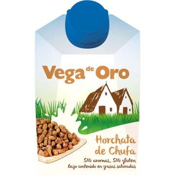 Horchata Vega De Oro Brik 200ml (12 U)