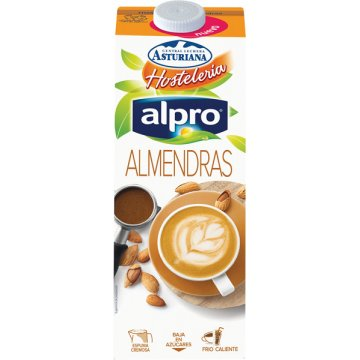 Asturiana Alpro Beguda Ametlla Hostaleria Brik 1l