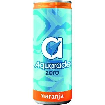 Aquarade Lata Naranja 33cl