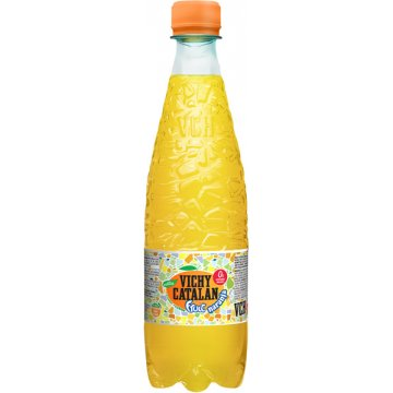 Vichy Fruit Naranja Pack-6 500 Pet (24 U)