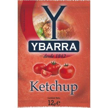 Ketchup Ybarra Sobres 12ml Caja 250u