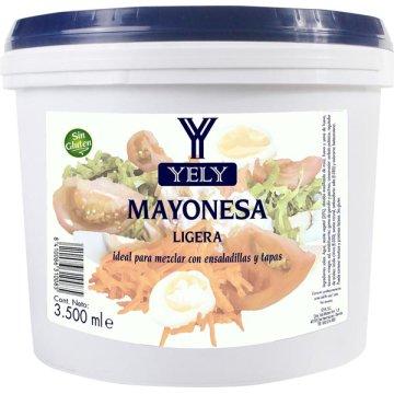 Mayonesa Ligera Yely Cubo 3,5kg