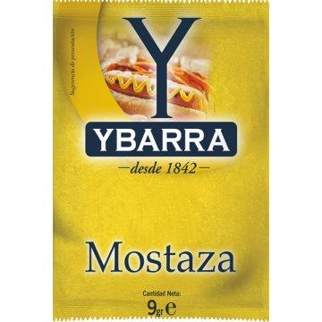 Mostaza Yely Sobres 250 Unidades 6ml