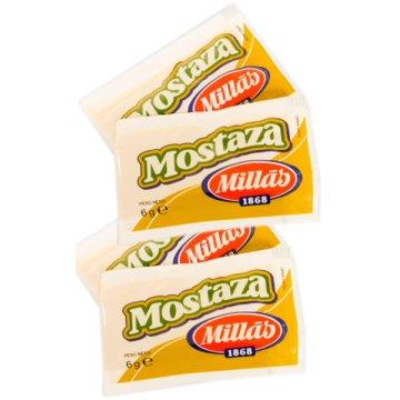 Mostaza Millas Monodosis