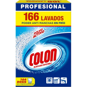 Detergente Colon Saco 166 Dosis