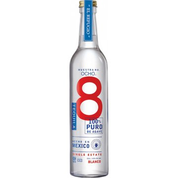 Tequila 8 Blanc 50cl