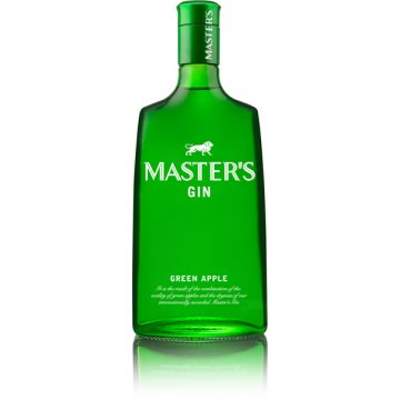 Gin Master's Green Apple 70cl