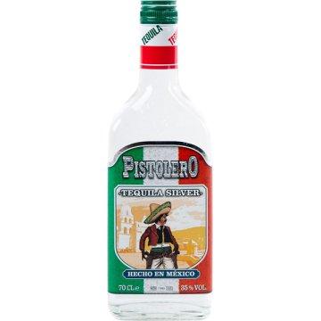 Tequila Pistolero Silver 70 Cl