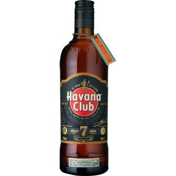 Ron Havana Club 7 Años 70 Cl