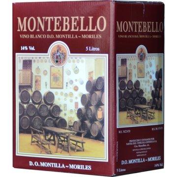 Montebello Blanc B.i.b. 5lt