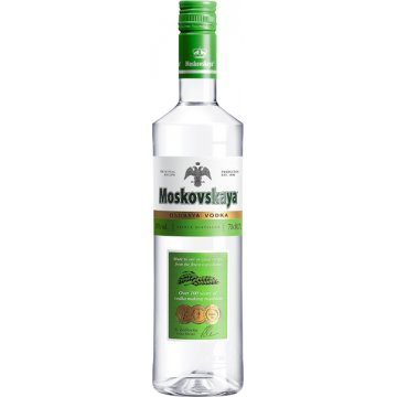 Vodka Moskovskaya Rusa 70 Cl