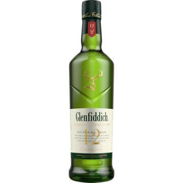 Whisky Glenfidich 12 Años