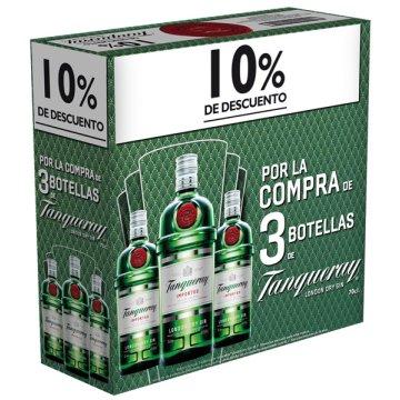 Gin Tanqueray 70cl 10% Dto