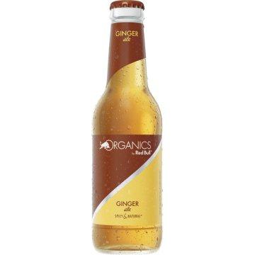 Red Bull Organics Ginger Ale 250ml Bot Sr