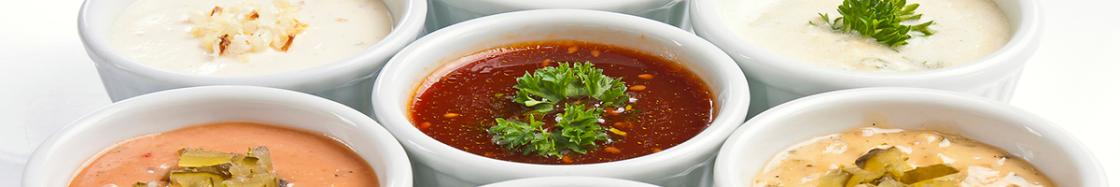 Distribuidores de alimentacion en Barcelona salsas