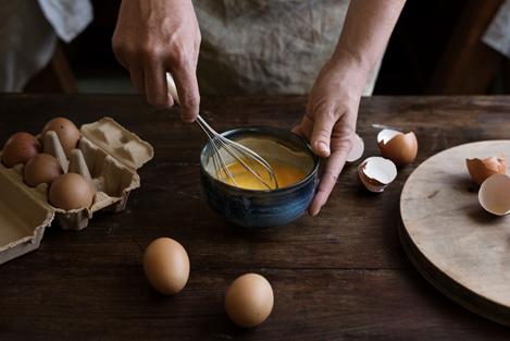 huevo líquido pasteurizado