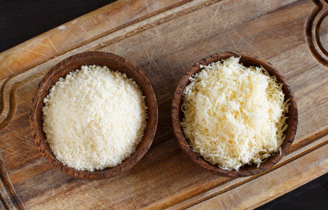 distribuidores de queso rallado