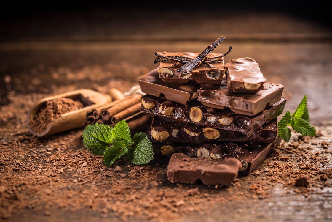 venda de xocolata a l'engròs