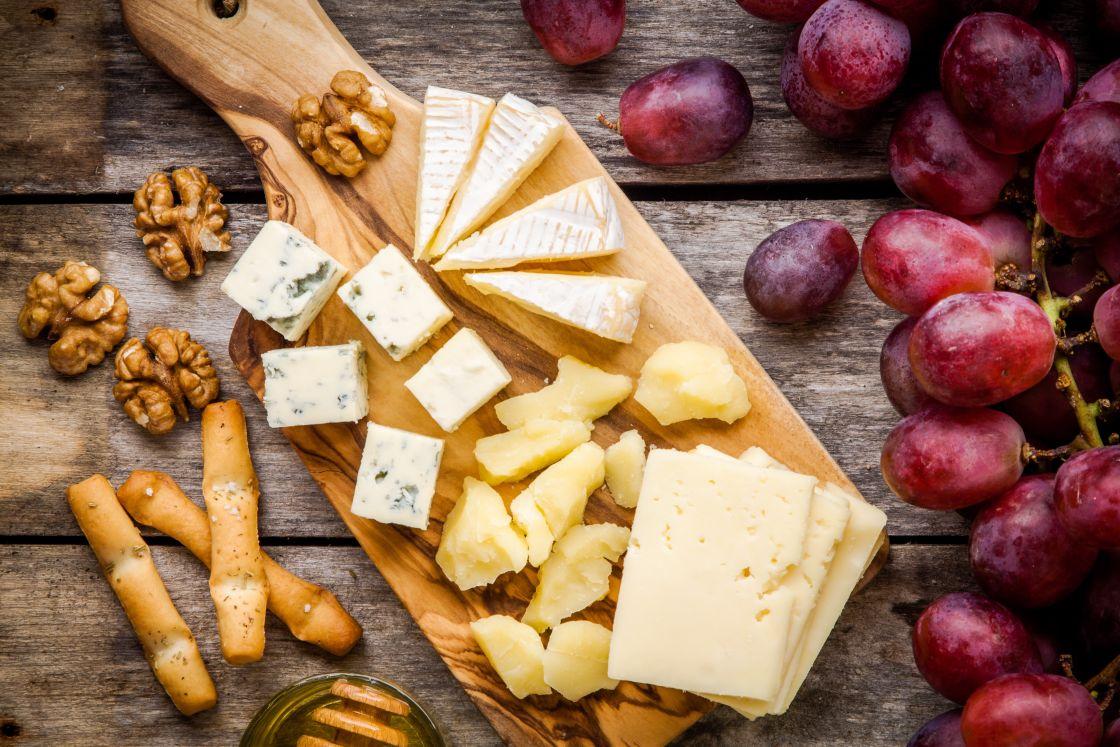 Distribuïdors de formatge a l'engròs