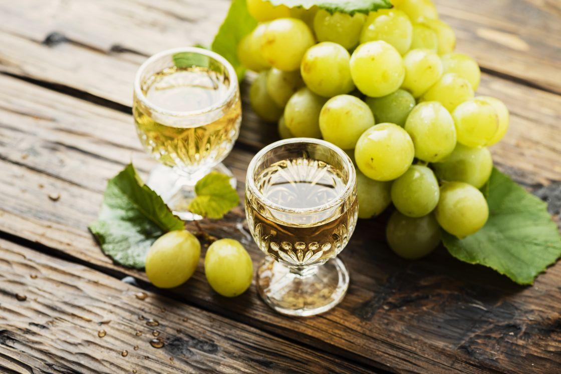 vinos generosos de licor
