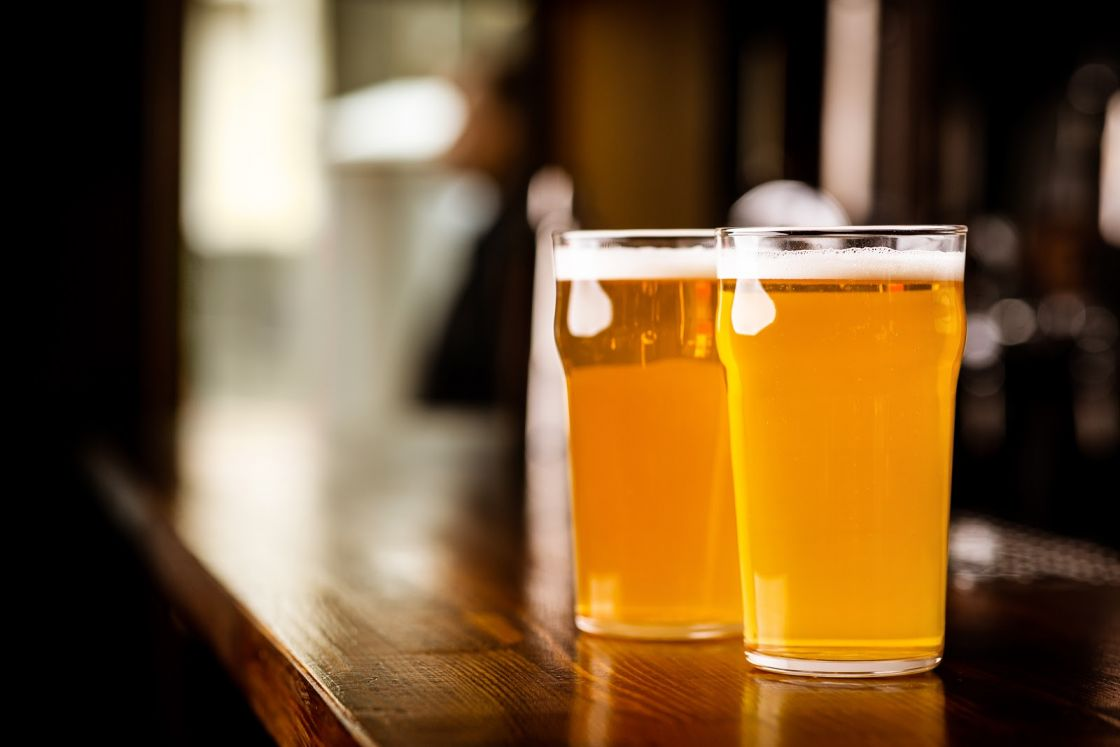 Envases de cerveza no retornables