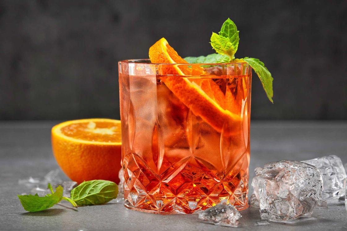 bebidas de aperitivo con alcohol