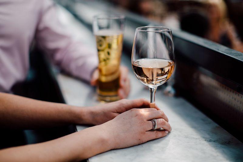 vinos de aguja