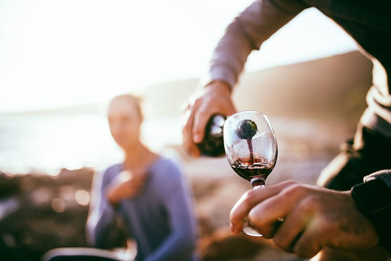 vino común